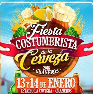 Fiesta de la cerveza Graneros 2018