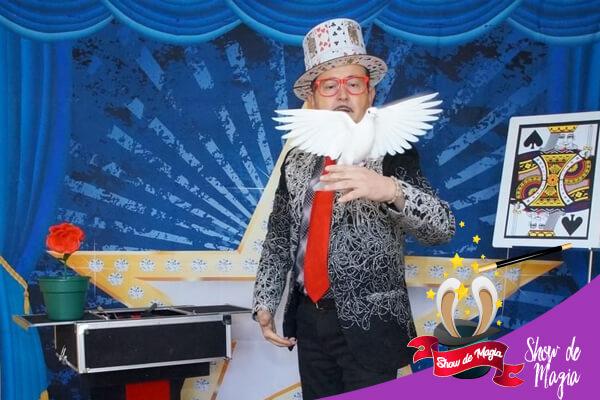 show de magia para niños y adultos
