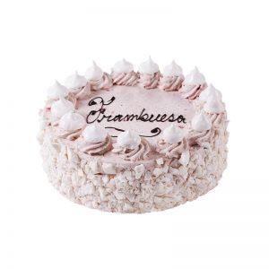 Torta Helada de Frambuesa para 16 porciones candypop