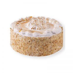 Torta merengue vainilla para 16 porciones candypop