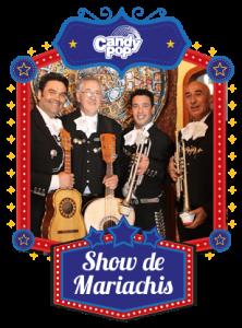 show de mariachis candy pop