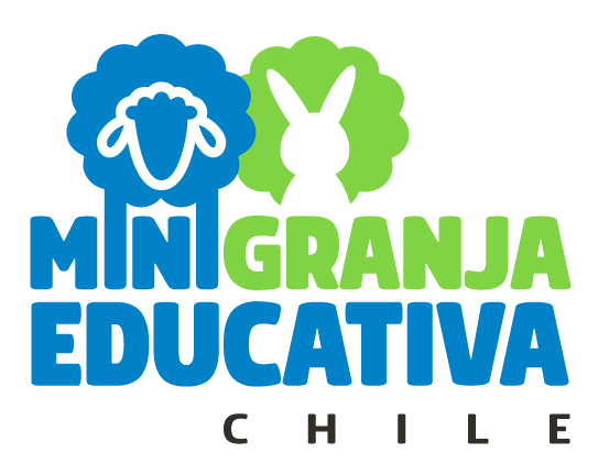 logo mini granja educativa chile