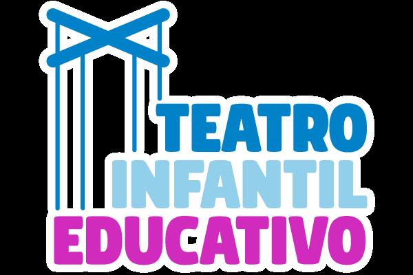 LOGO TEATRO INFANTIL EDUCATIVO