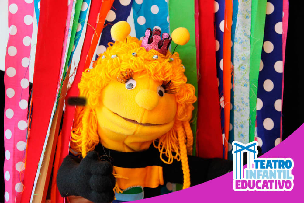 teatro infantil educativo aventura sabor miel