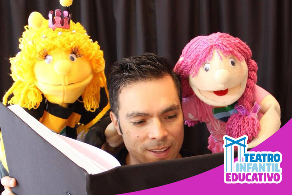 teatro infantil educativo aventura sabor miel 5