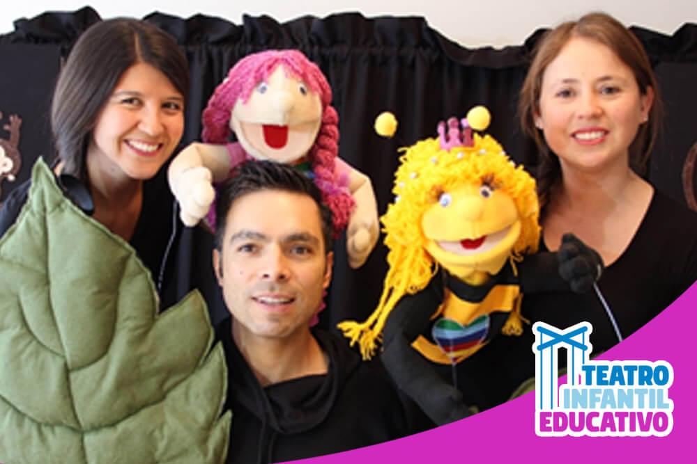 teatro infantil educativo aventura sabor miel 6