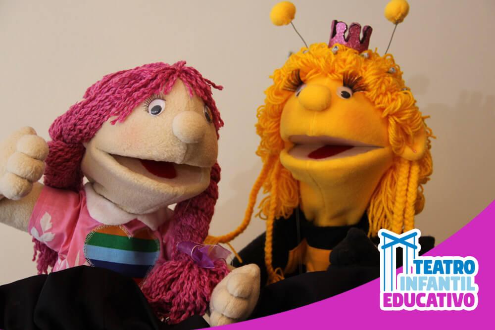 teatro infantil educativo aventura sabor miel 7